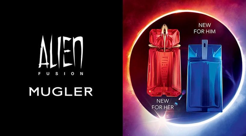 Парфюмированная вода Thierry Mugler Alien Fusion 60ml EDP