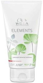 Кондиционер для волос Wella Elements Renewing Conditioner, 200 мл
