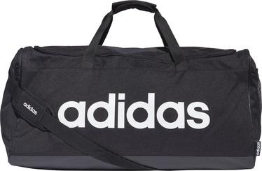 Adidas Linear Logo Duffel Bag L FM2400 Black