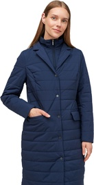 Audimas Coat With Thermore Insulation Navy Blue L
