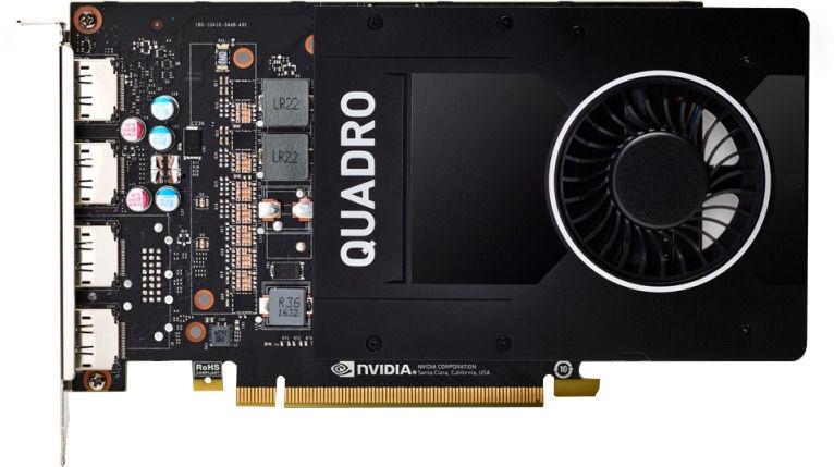 Видеокарта Lenovo Quadro P2200 4X60W87106 5 ГБ GDDR5