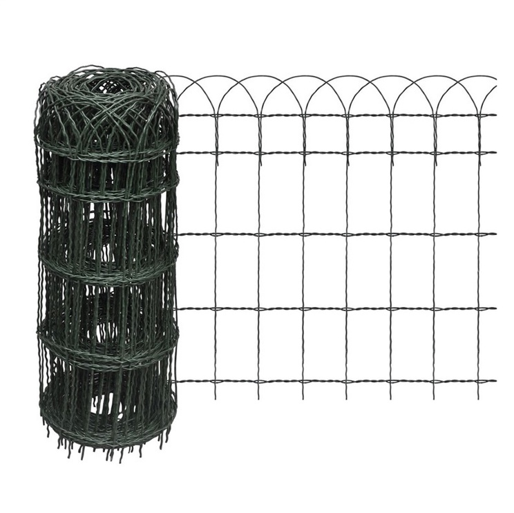 Garden Center Flower Garden Fence 60cm 25m