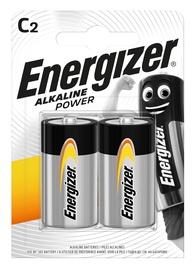 Energizer C Alkaline Power Battery x 2