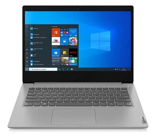 Ноутбук Lenovo IdeaPad 3-14ADA Grey 81W00060PB PL, AMD Athlon™ Silver 3050U, 4 GB, 256 GB, 14 ″