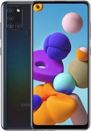 Mobilais telefons Samsung Galaxy A21s SM-A217 Black, 64 GB