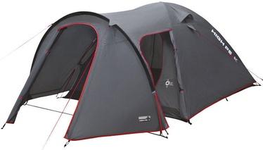 Četrvietīga telts High Peak Kira 4 10217, pelēka