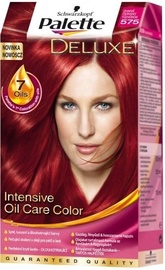 Schwarzkopf Palette Deluxe Intensive Oil Care Color Hair Color 575 Flaming Red