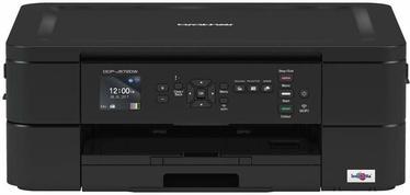 Многофункциональный принтер Brother DCP-J572DW, струйный, цветной
