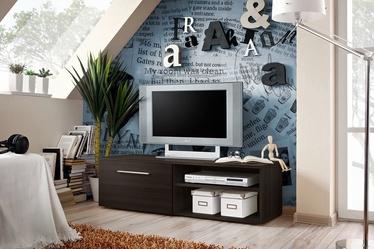 TV galds ASM Bono I Wenge, 1200x450x350 mm