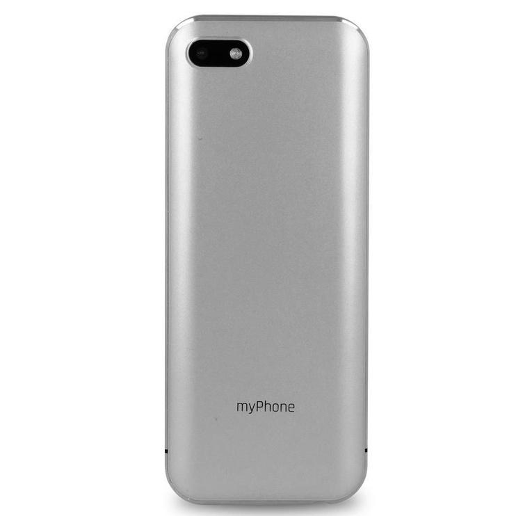 MyPhone Maestro Dual Silver