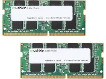 Mushkin Essentials 64GB 2666MHz CL19 DDR4 SO-DIMM MES4S266KF32GX2