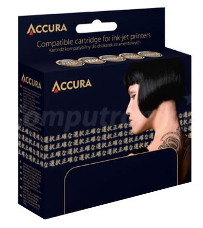 Accura Cartridge Brother 13ml Magenta