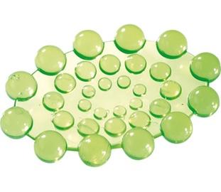 Ziepju trauks Gedy Spot 2004 P8 12,4x8,7x1,6cm, zaļš