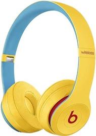 Austiņas Beats Solo3 Club Collection Yellow