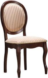 Ēdamistabas krēsls Signal Meble FNSC Dark Nutshell, 1 gab.