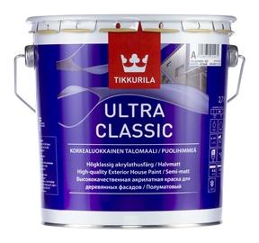 Krāsa kokam Tikkurila Classic A, 2.7 l, 100% akrila