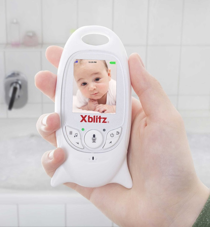Xblitz Baby Monitor 2.4GHz With Camera