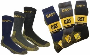 Kurpes Cat CAT WCLR 46/50, zila/melna/pelēka, 46 - 50