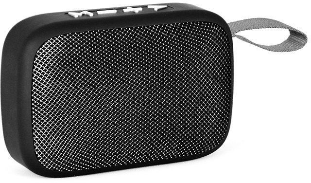 Bezvadu skaļrunis Media-Tech Funky MT3156 Black, 3 W