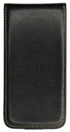 Forcell Slim Flip Case for Samsung G7106 Galaxy Grand 2 Black
