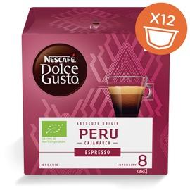 Nescafe Dolce Gusto Origins Espresso Peru 12 Capsules