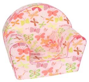 Delta Trade DT8 Child Seat Pink w/ Butterflies