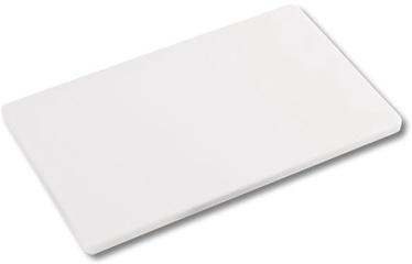 Kesper 30151 Kitchen Cutting Board White