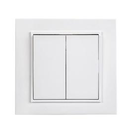 Slēdzis Vilma Electric P510-020-02 QR1000 Switch White