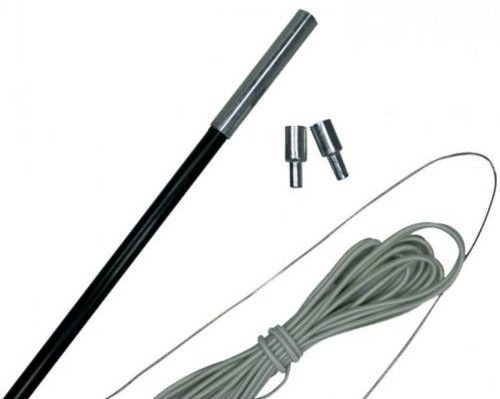 Eurotrail Fiberglass Pole Set 9.5 mm 400/450cm