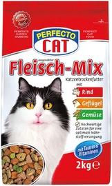 Perfecto Cat Meat Mix 2kg