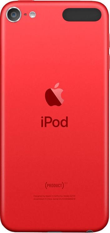 Mūzikas atskaņotājs Apple iPod Touch 7th Generation Product (RED), 32 GB
