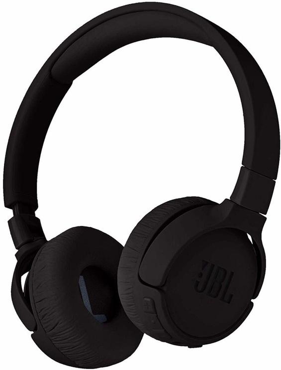 JBL T600BTNC Bluetooth Headphones Black (поврежденная упаковка)