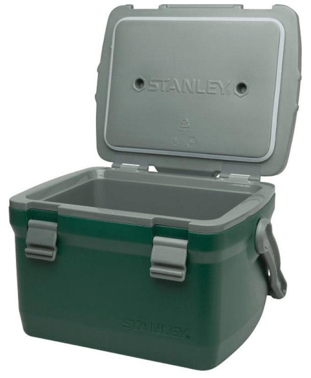 Aukstumkaste Stanley Adventure Green/Grey, 15.1 l