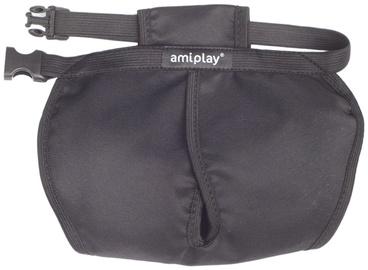 Amiplay Dog Pants Black XXL 49-85cm