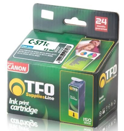TFO Ink Cartridge 12ml for Canon Magenta