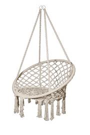 Гамак-кресло BESK Hammock D80cm White (поврежденная упаковка)