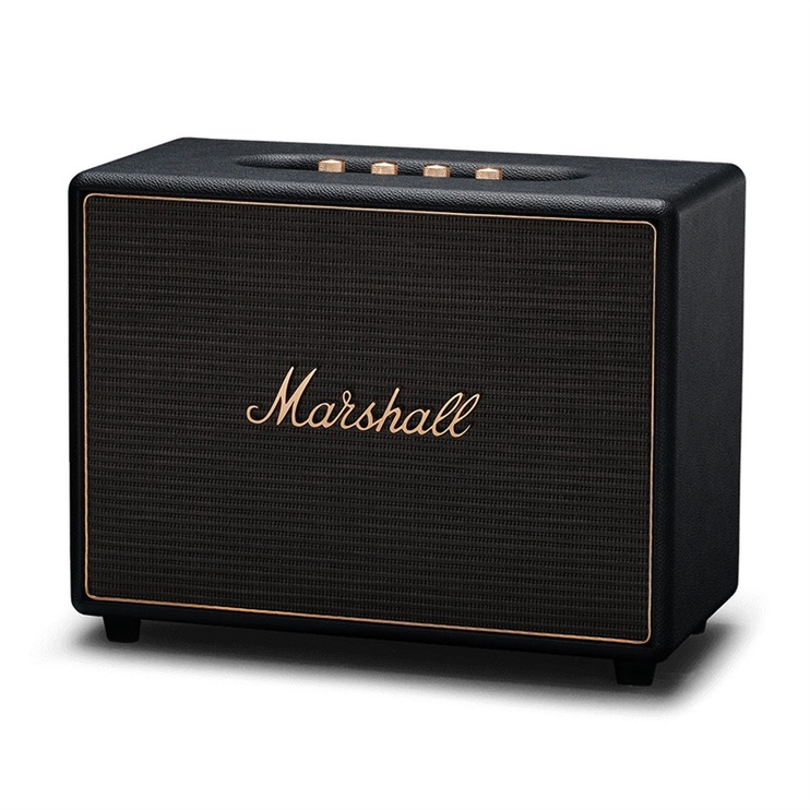 Bezvadu skaļrunis Marshall Woburn Multi Room Black, 110 W