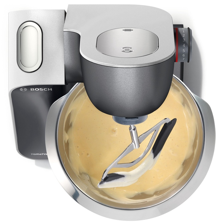 Virtuves kombains Bosch HomeProfessional MUM59M55