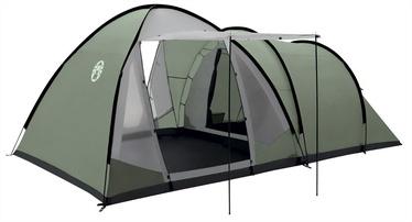 Палатка Coleman Waterfall 5 Deluxe 204391, зеленый