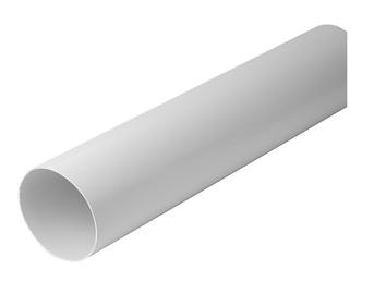 Ventilācijas kanāls Europlast Ventilation Channel Round Rigid D125mm 1.5m