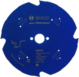 Griešanas disks Bosch EX FC H Circular Saw Blade 160x20x2.2mm