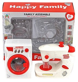 Tommy Toys Washing & Sewing Machines 479982