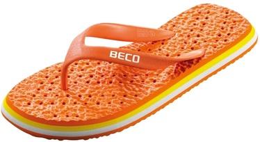 Beco 9013 V-Strap Slippers Orange 41