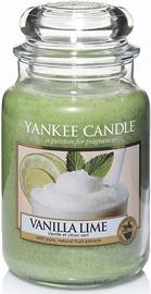 Свеча Yankee Candle Home scents Vanilla Lime, 150 час