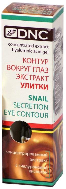 Сыворотка DNC Snail Secretion Eye Contour 10ml