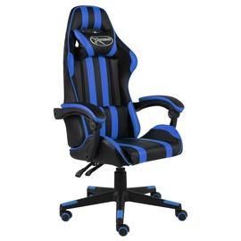 Spēļu krēsls VLX Faux Leather 20518, zila/melna