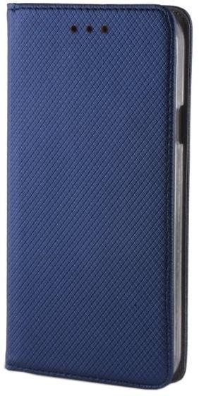 Mocco Smart Magnet Book Case For Xiaomi Mi Max 3 Blue