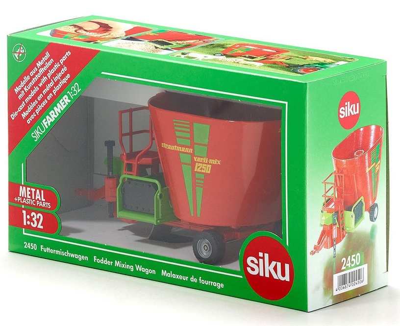Siku Fodder Mixing Wagon 2450