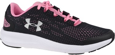 Under Armour Grade School Charged Pursuit 2 3022860-002 Black/Pink 38