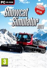 Компьютерная игра Snowcat Simulator 2011 PC